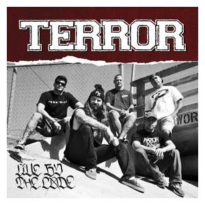 Cover - Terror: Live By The Code
