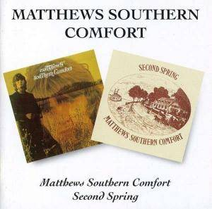 Cover - Matthews Southern Comfort: Matthews Southern Comfort / Second Spring