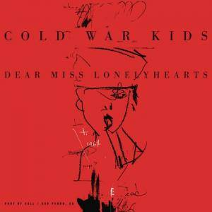 Cover - Cold War Kids: Dear Miss Lonelyhearts