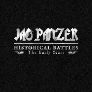 Jag Panzer: Historical Battles - The Early Years - Cover