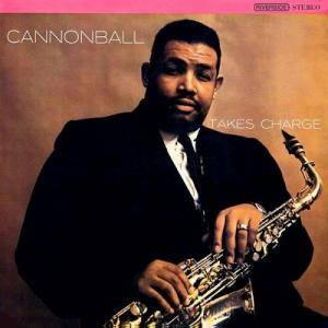 Cover - Cannonball Adderley: Takes  Charge