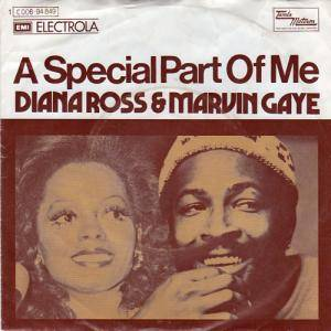 Cover - Diana Ross & Marvin Gaye: Special Part Of Me, A
