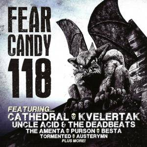 Terrorizer 234 - Fear Candy 118 - Cover