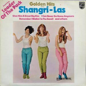The Shangri Las Golden Hits Of The Shangri Las Lp Best