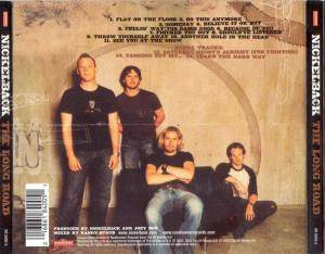 Nickelback: The Long Road (CD) - Bild 2