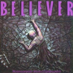 Believer: Extraction From Mortality - Cover