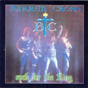 Barren Cross: Rock For The King - Cover
