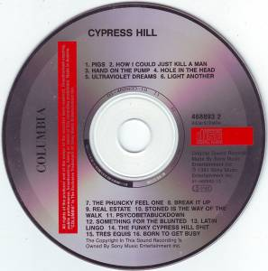 Cypress Hill: Cypress Hill (CD) - Bild 3