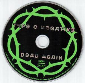 Type O Negative: Dead Again (CD) - Bild 3