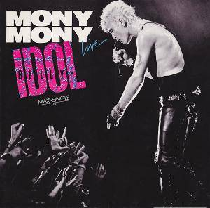 Billy Idol: Mony Mony - Live - Cover