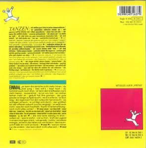 "Herbert Grönemeyer: Tanzen (7"") - Bild 2"