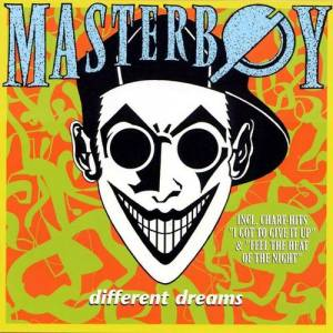 Cover - Masterboy: Different Dreams