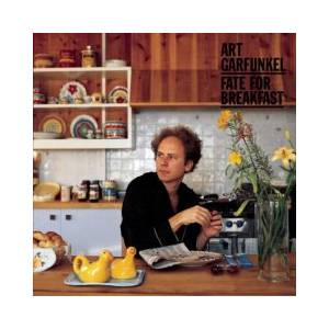 Cover - Art Garfunkel: Fate For Breakfast