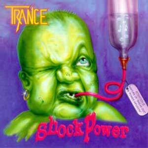 Cover - Trance: Shock Power