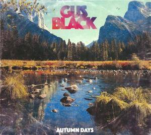 Gus Black: Autumn Days - Cover