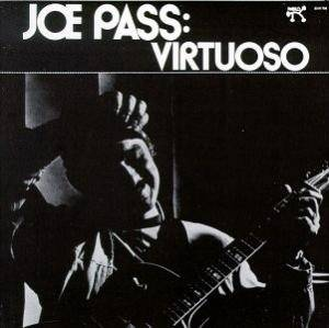 Cover - Joe Pass: Virtuoso