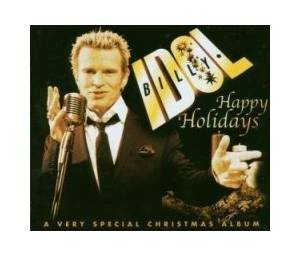 Cover - Billy Idol: Happy Holidays