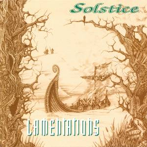 Cover - Solstice: Lamentations