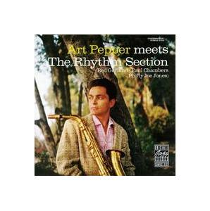 Cover - Art Pepper: Art Pepper Meets The Rhythm Section