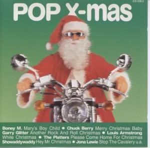 Pop-X-Mas - Cover