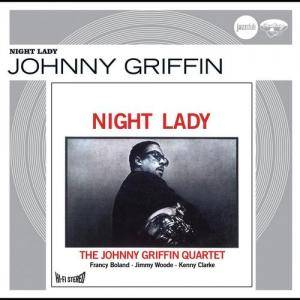 Cover - Johnny Griffin: Night Lady