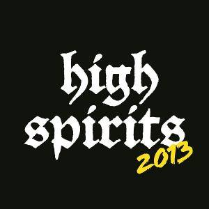 High Spirits: 2013 - Cover