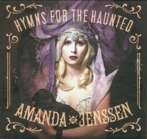 Amanda Jenssen: Hymns For The Haunted - Cover
