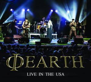 IOEarth: Live In The USA - Cover