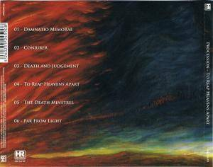 Procession: To Reap Heavens Apart (CD) - Bild 2