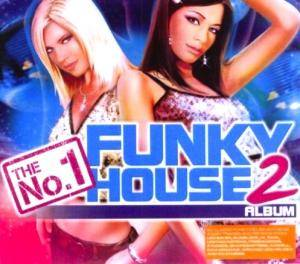 Cover - DHT Feat. Edmée: No. 1 Funky House Album 2, The