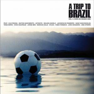 Cover - Skank: Trip To Brazil Vol.5: Copa Do Mundo 2006, A