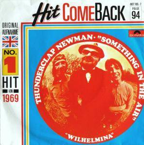 "Thunderclap Newman: Something In The Air (7"") - Bild 1"