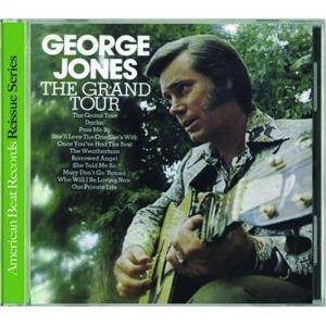 Cover - George Jones: Grand Tour, The