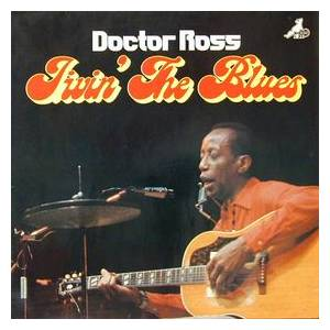 Cover - Doctor Ross: Jivin' The Blues