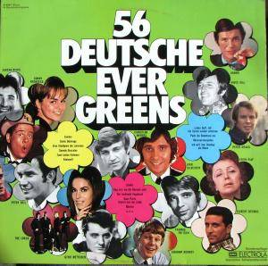 Cover - Richard Anthony: 56 Deutsche Evergreens