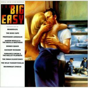 Big Easy, The - Cover