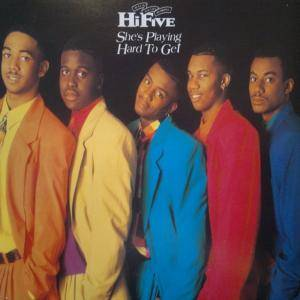 Cover - Hi-Five: She's Playing Hard To Get