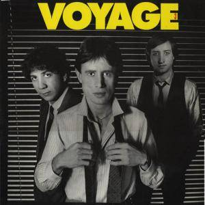 Cover - Voyage: 3