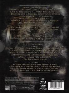 Iced Earth: Live In Ancient Kourion (DVD + Blu-ray Disc + 2-CD) - Bild 2