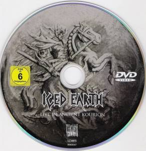Iced Earth: Live In Ancient Kourion (DVD + Blu-ray Disc + 2-CD) - Bild 6