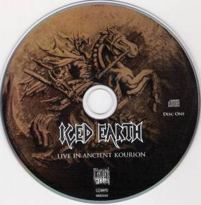 Iced Earth: Live In Ancient Kourion (DVD + Blu-ray Disc + 2-CD) - Bild 7