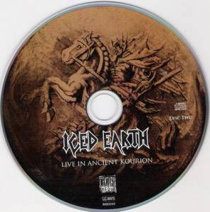Iced Earth: Live In Ancient Kourion (DVD + Blu-ray Disc + 2-CD) - Bild 8