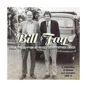 Cover - Bill Fay: From The Bottom Of An Old Grandfather Clock