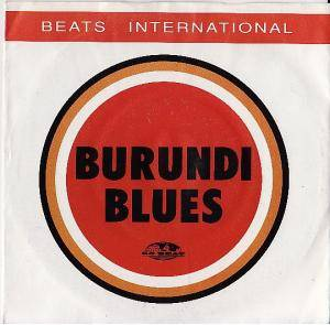 Beats International: Burundi Blues - Cover