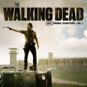 Walking Dead: Original Soundtrack - Vol. 1, The - Cover
