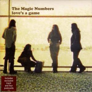 Cover - Magic Numbers, The: Love's A Game