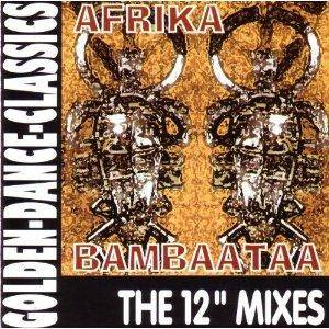"Cover - Afrika Bambaataa: 12"" Mixes, The"