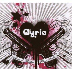 Cover - Ayria: Hearts For Bullets