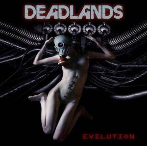 Deadlands: Evilution - Cover