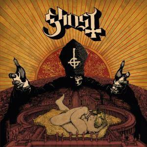 Ghost: Infestissumam - Cover